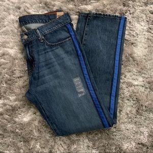 Abercrombie & Fitch 31x32 Langdon Skinny Jeans